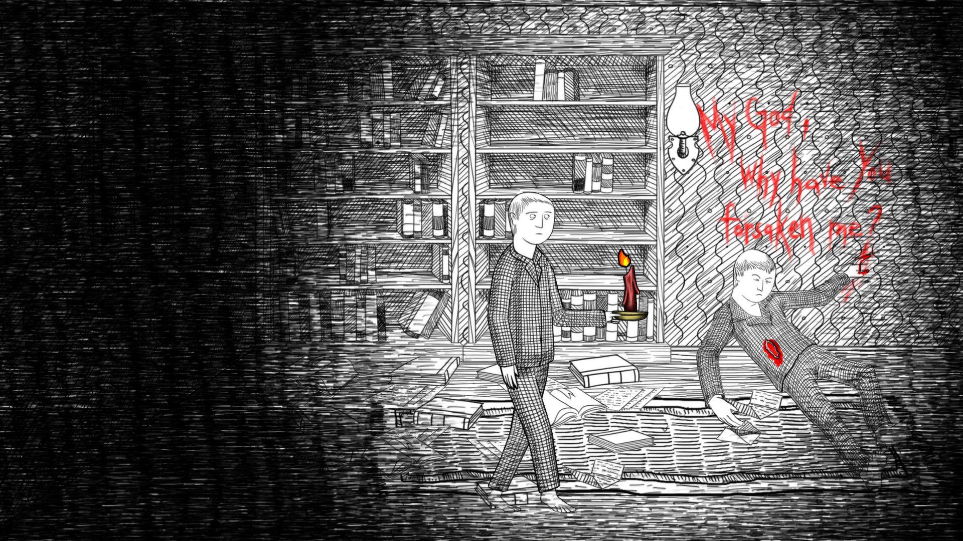 Neverending Nightmares Captura 3