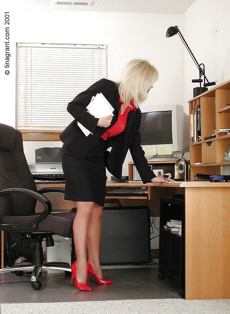 Lesbian secretary pics-2291