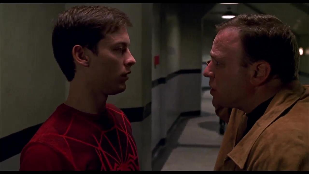 El Hombre Araña 1 720p Lat-Cast-Ing 5.1 (2002)