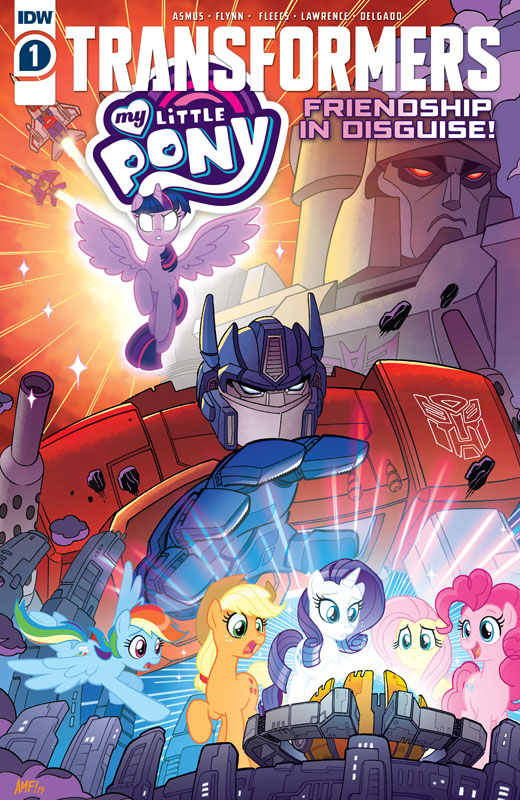 My Little Pony - Transformers 001 (2020)