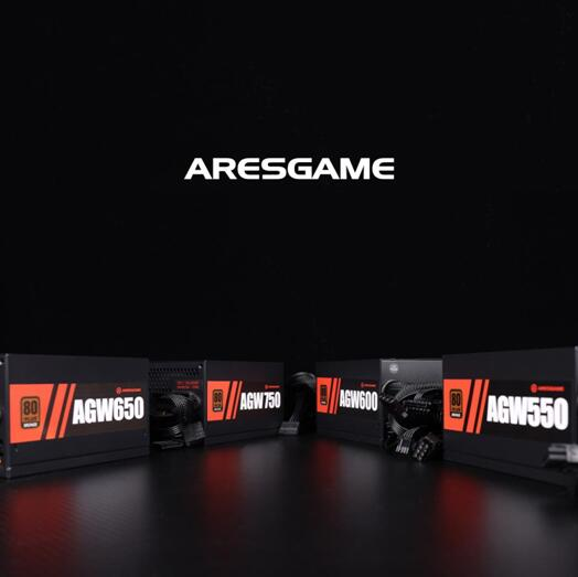ARESGAME Unveils High-End 80+ Gold Semi Modular PSU with Advanced Technology for Maximum Performance and Increased Durability