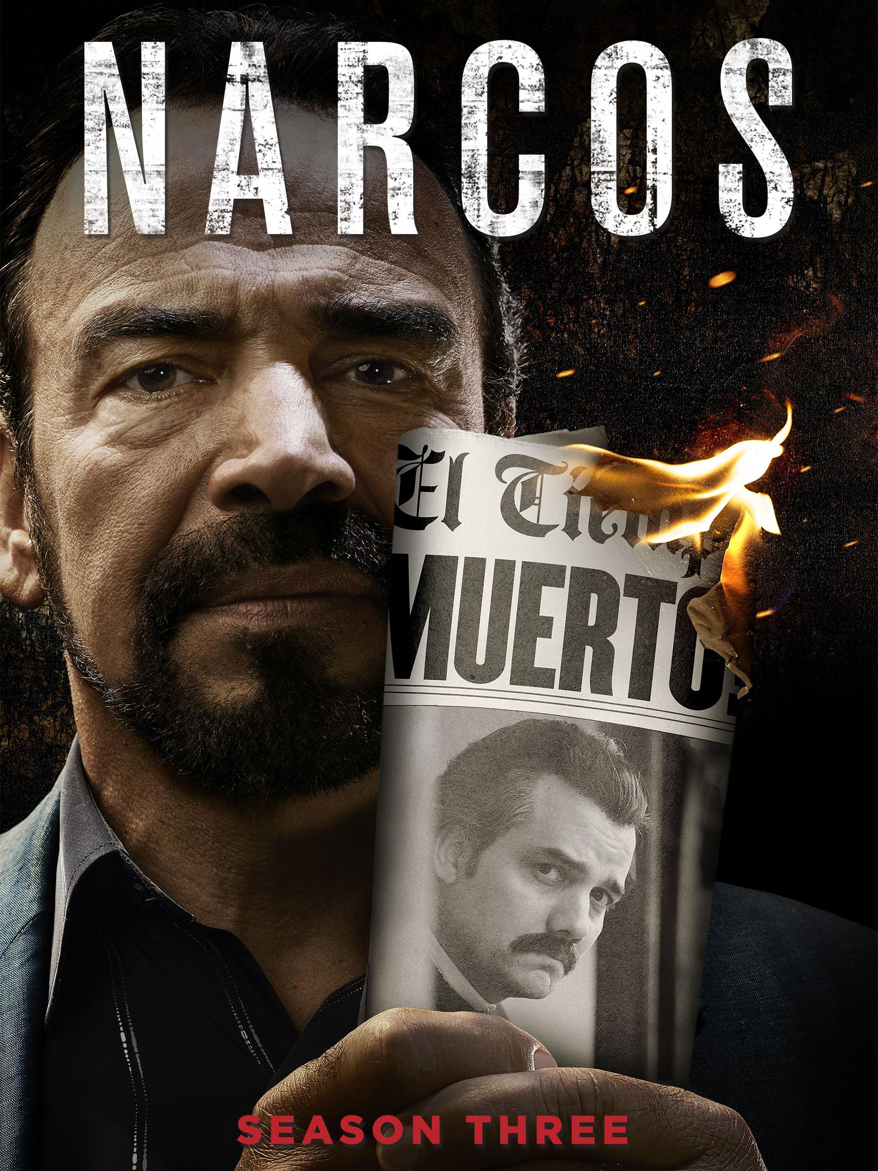 Narcos Season3 S03 720p WEBRiP
