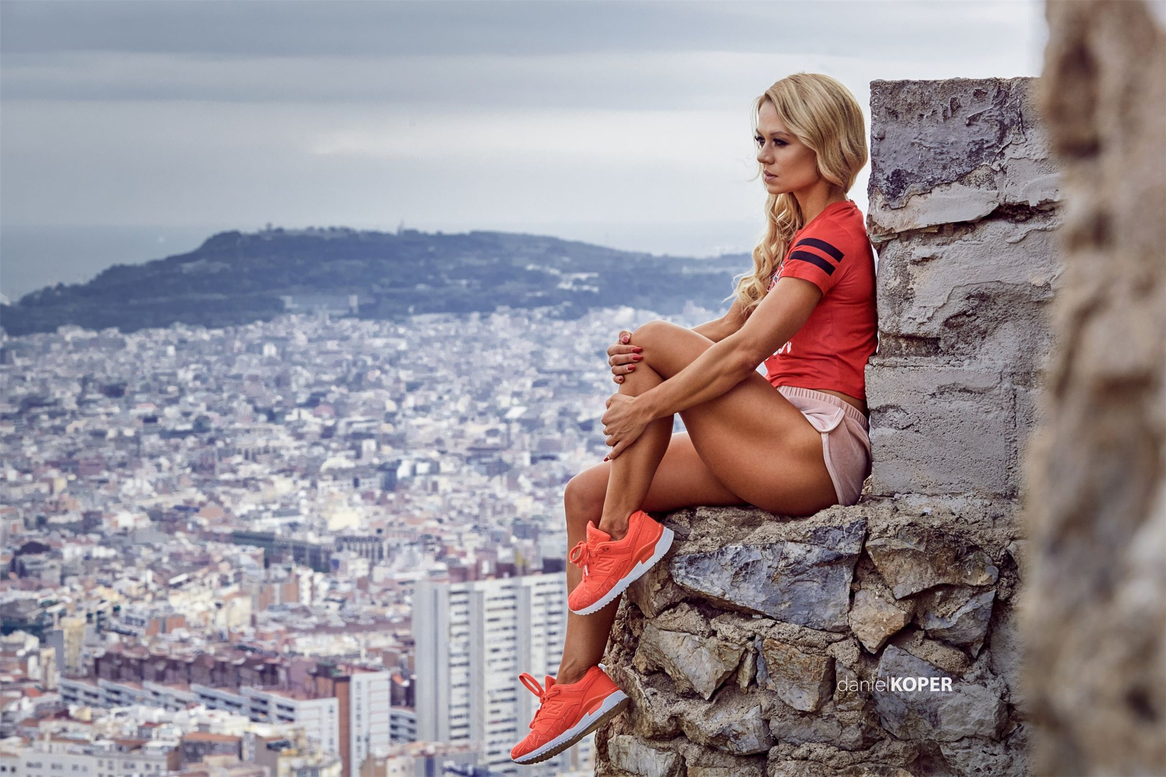 Barcelona Trip / Kasia Dziurska by Daniel Koper