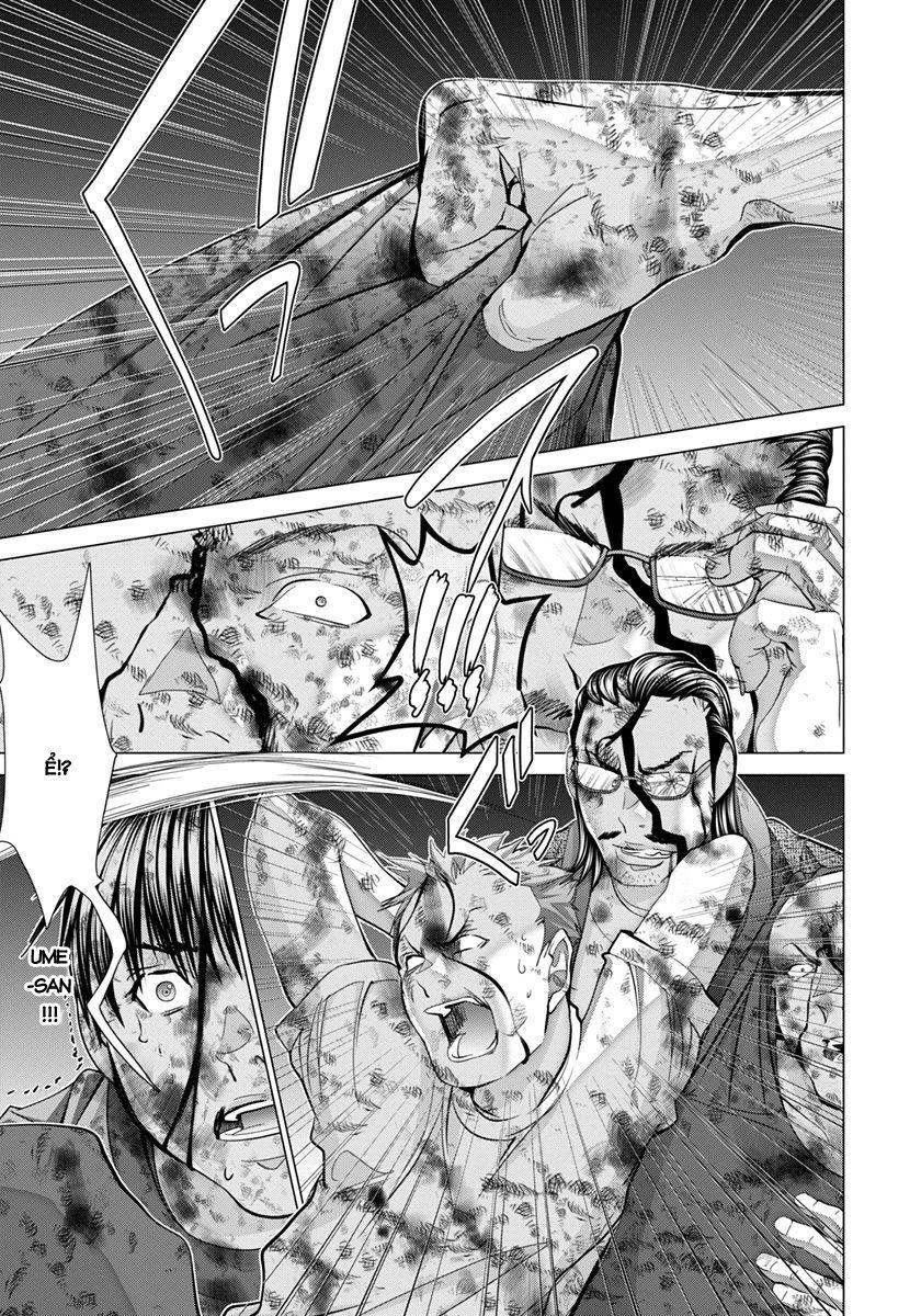 Trái Tim Và Thân Xác - Blush-DC Himitsu Chapter 47 - Trang 13