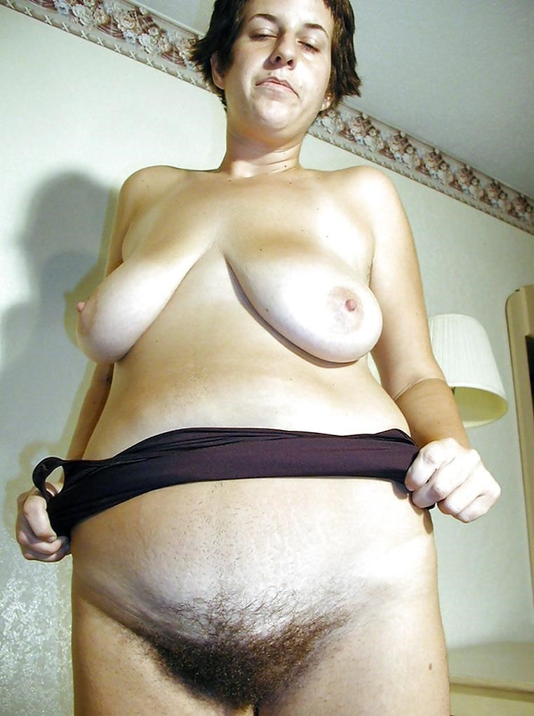 Short hair mature nude-6275