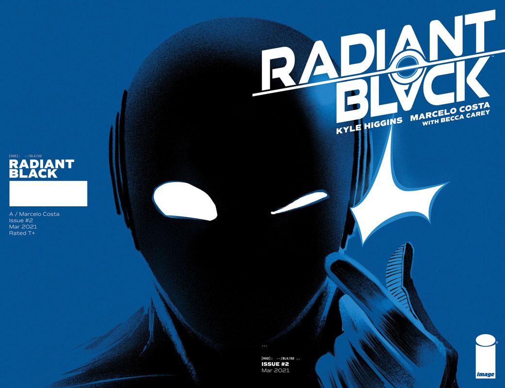 Radiant Black #1-8 (2021)