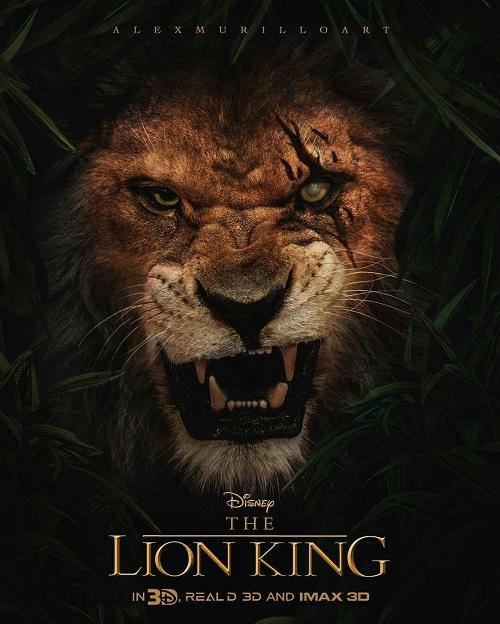 Król Lew / The Lion King (2019) MULTi.REMUX.2160p.UHD.Blu-ray.HDR.HEVC.ATMOS7.1-DENDA / DUBBING i NAPISY PL
