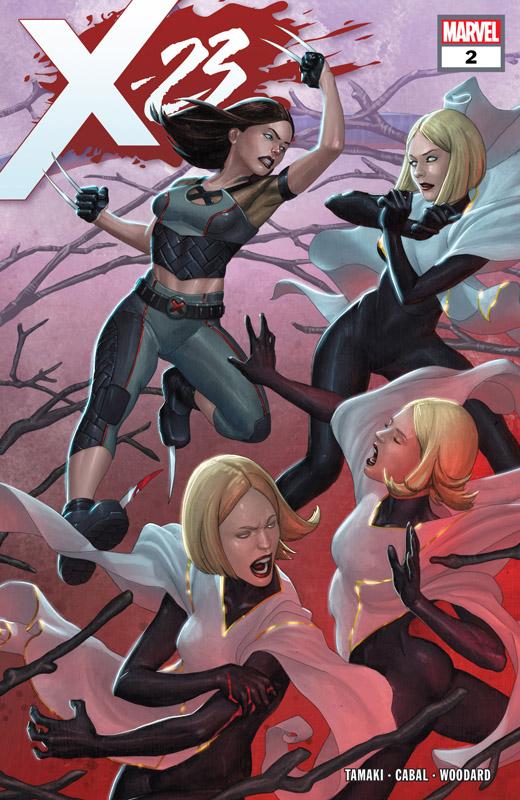 X-23 Vol.3 #1-11 (2018-2019)