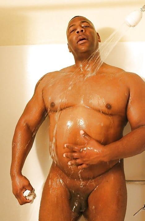 Black men naked penis-8921