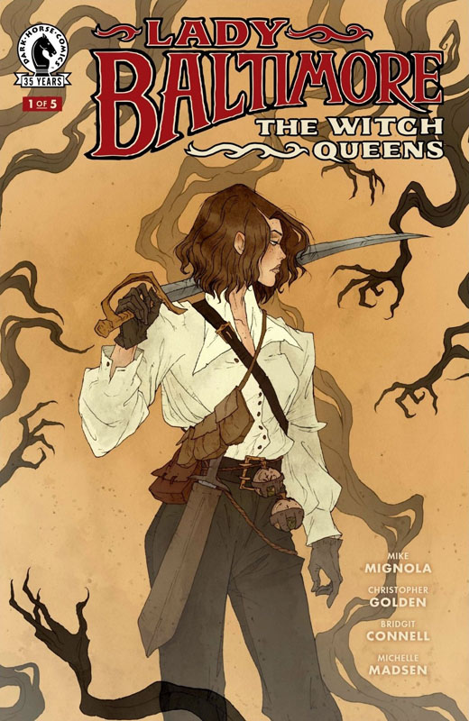 Lady Baltimore The Witch Queens #1-5 (2021) Complete