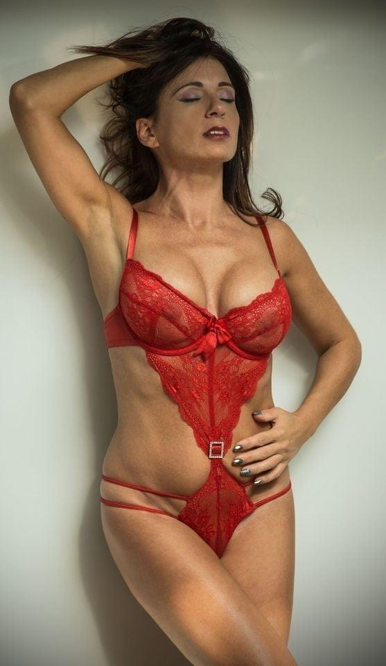 Nude lingerie mature-8616