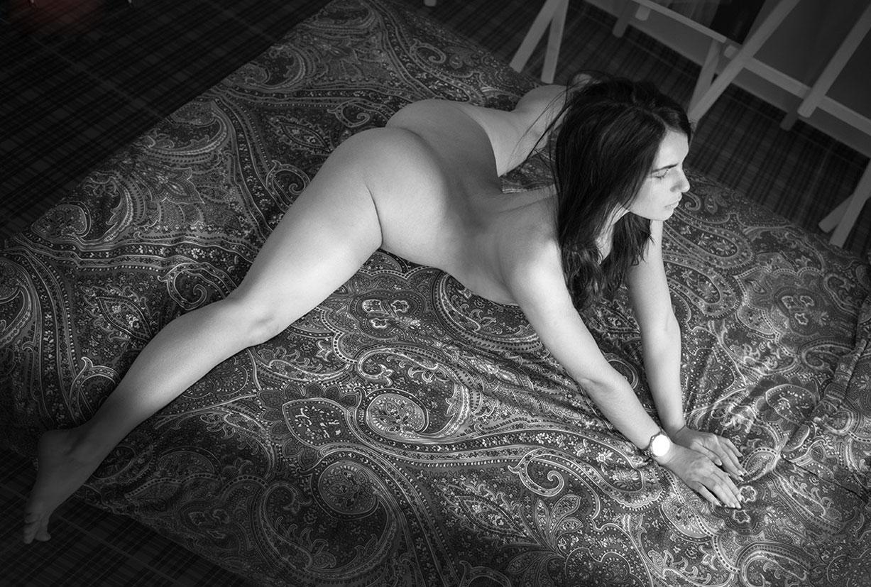 Сексапильная Света Волощук, фотограф Сергей Ленин / фото 01