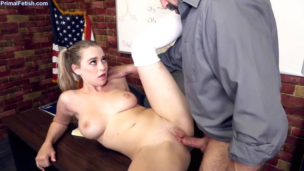 Blake Blossom – Guidance Counselor Helps Perfect Student Discover Her True Nature – Primal's Mental Domination – Clips4Sale