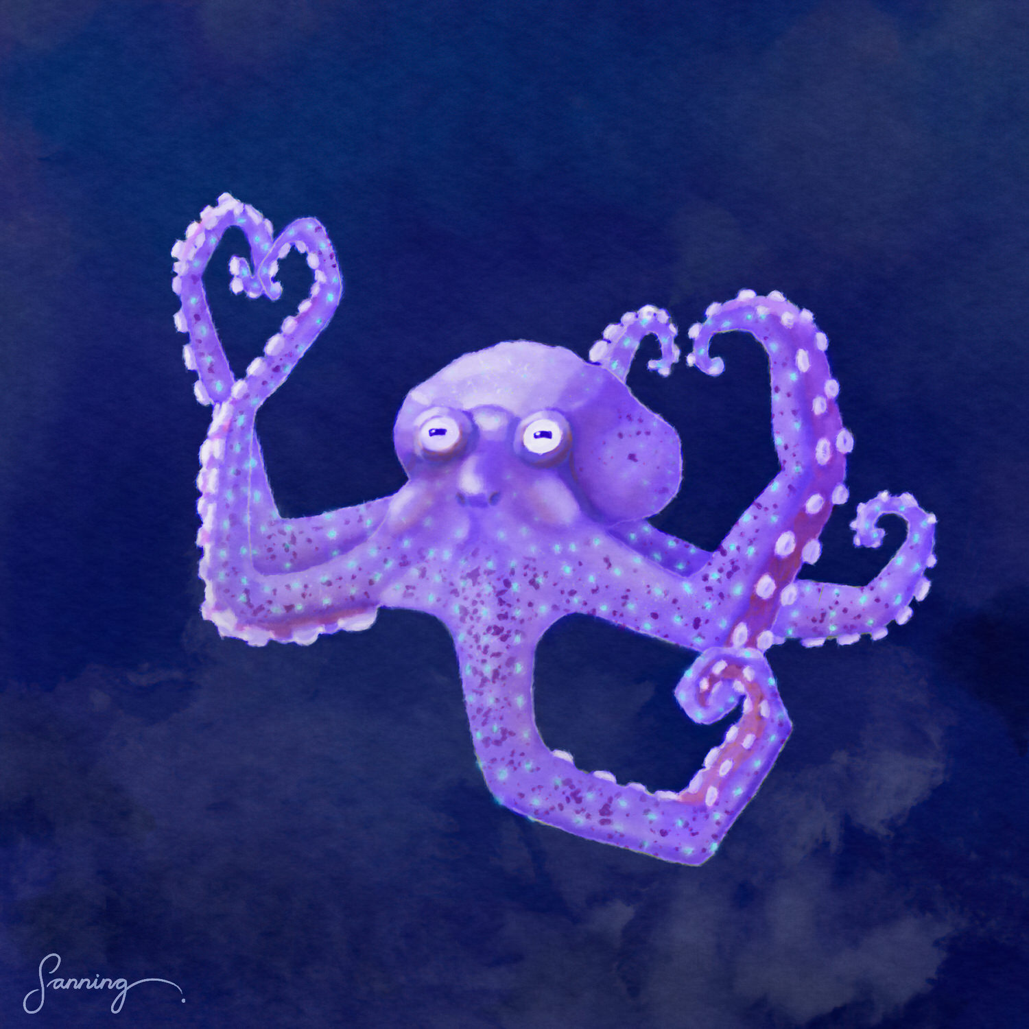 The Jolly Octopus
