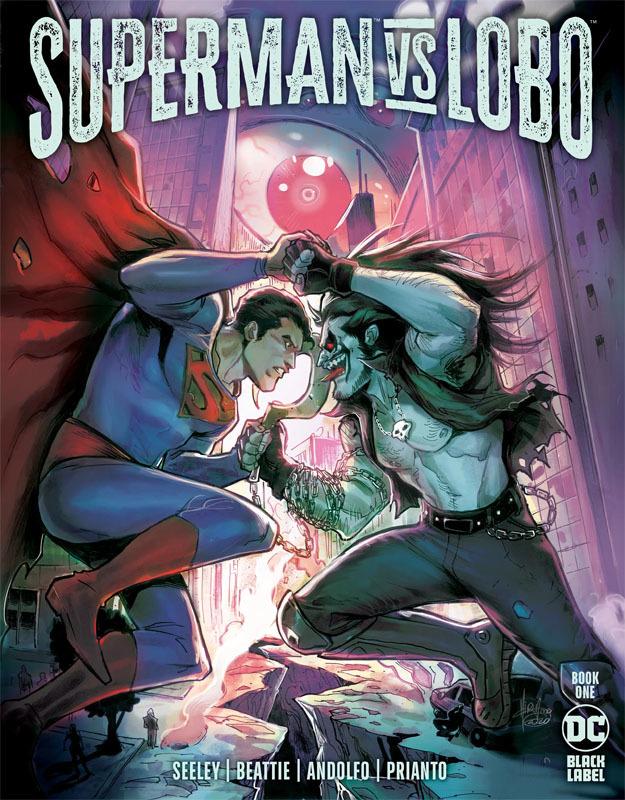 Superman vs. Lobo 001 (2021)