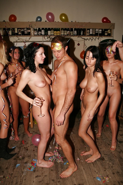 Amateur nude party-3936