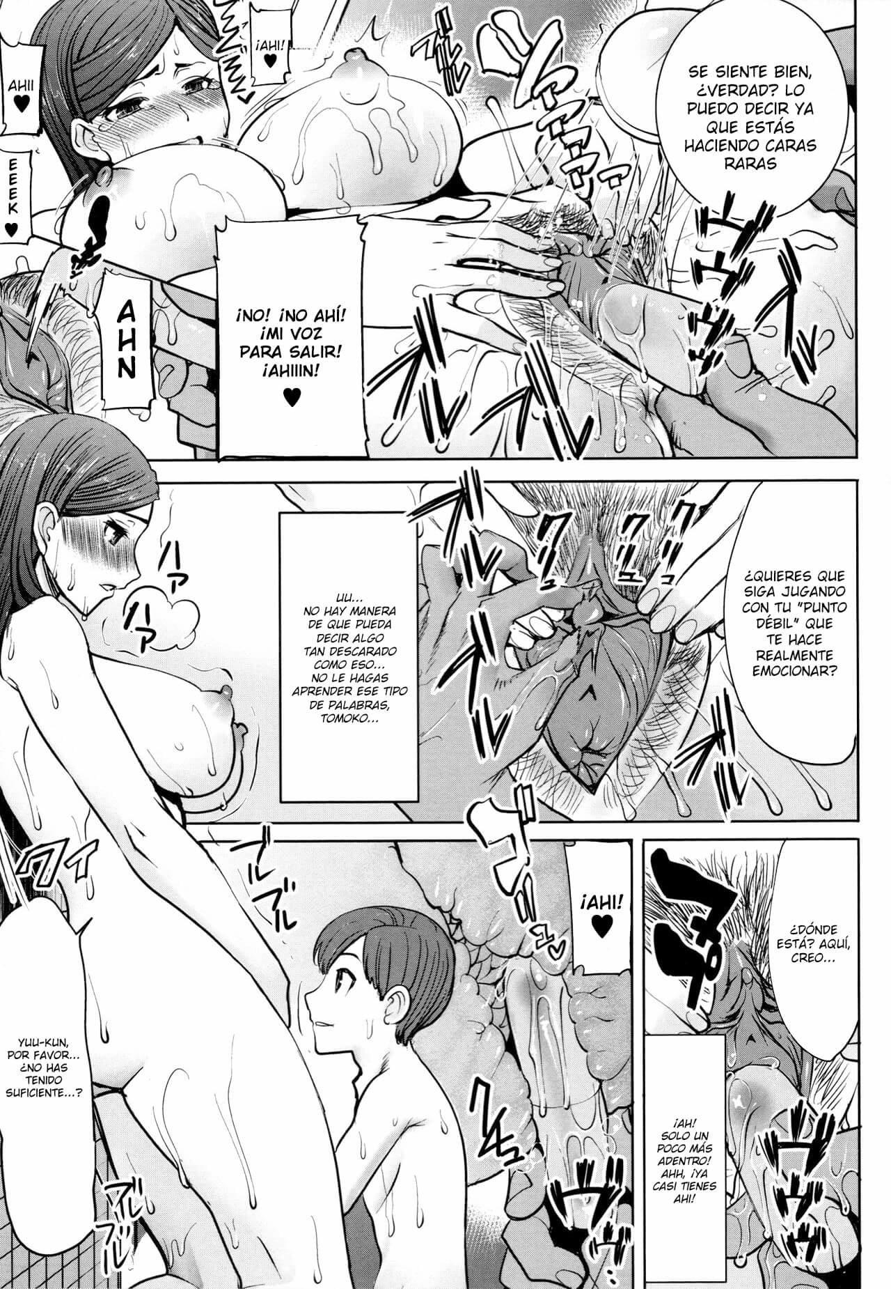 Asahina Ikka Netorareta Haha Tomoko Cap 1-3 - 58
