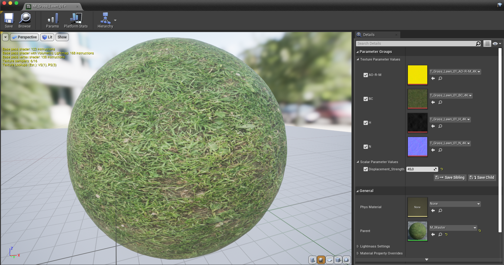 Tutorial – How to use OpenEXR (.exr) material textures in Unreal Engine