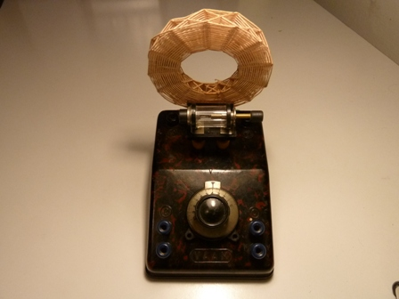 Radio galena 1