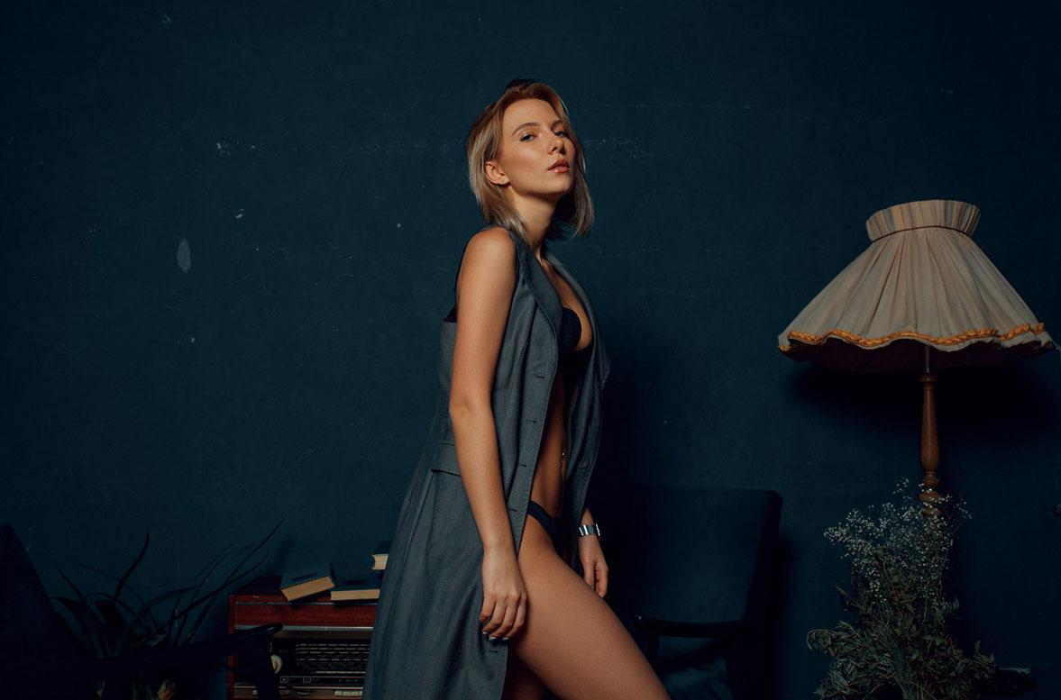 Стефания Иодковская / Stefania Iodkovskaya by Alexey Trifonov