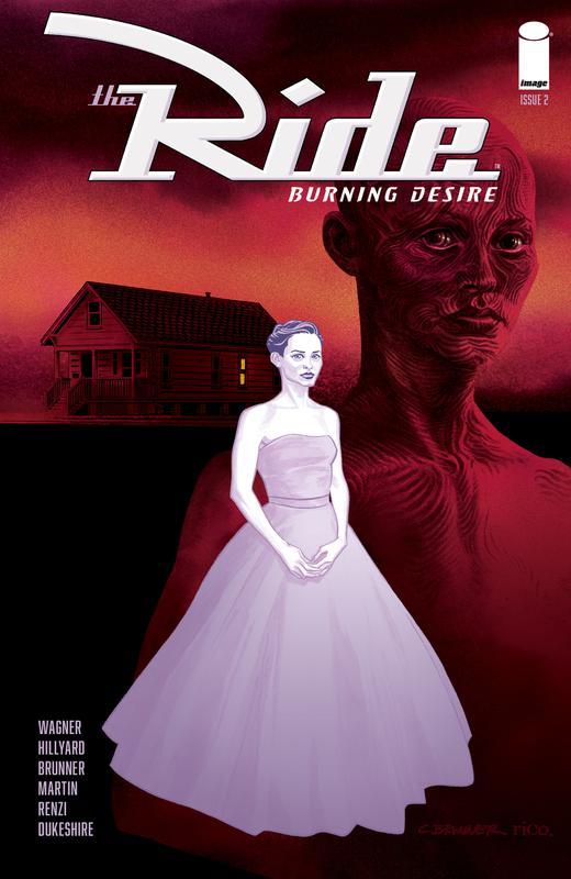 The Ride - Burning Desire #1-3 (2019)