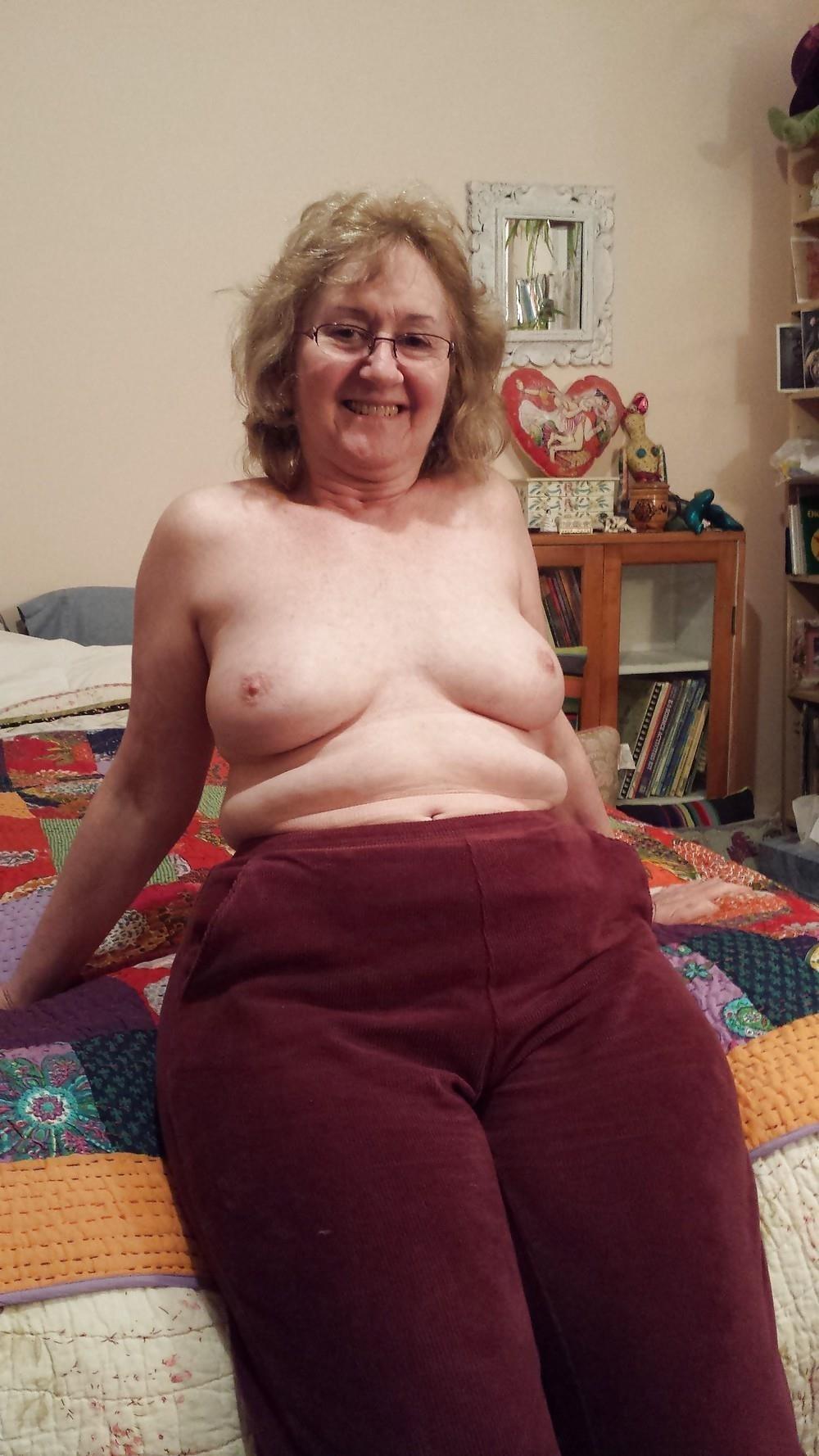 Chubby granny nude pics-5747