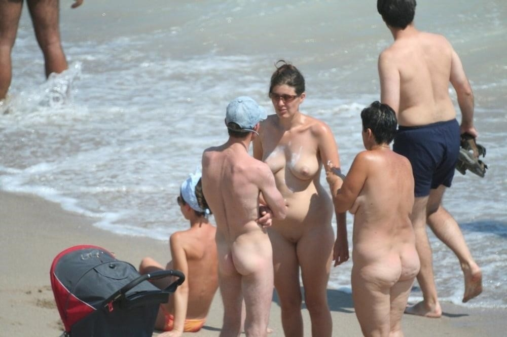 Nude beach bukake-2354