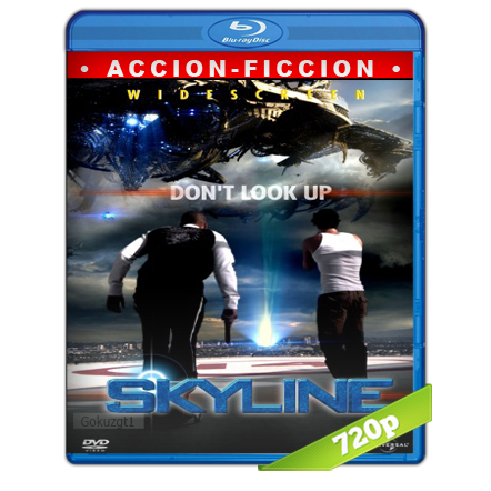 descargar Skyline La Invasion [m720p][Trial Lat/Cas/Ing][Ficcion](2010) gratis