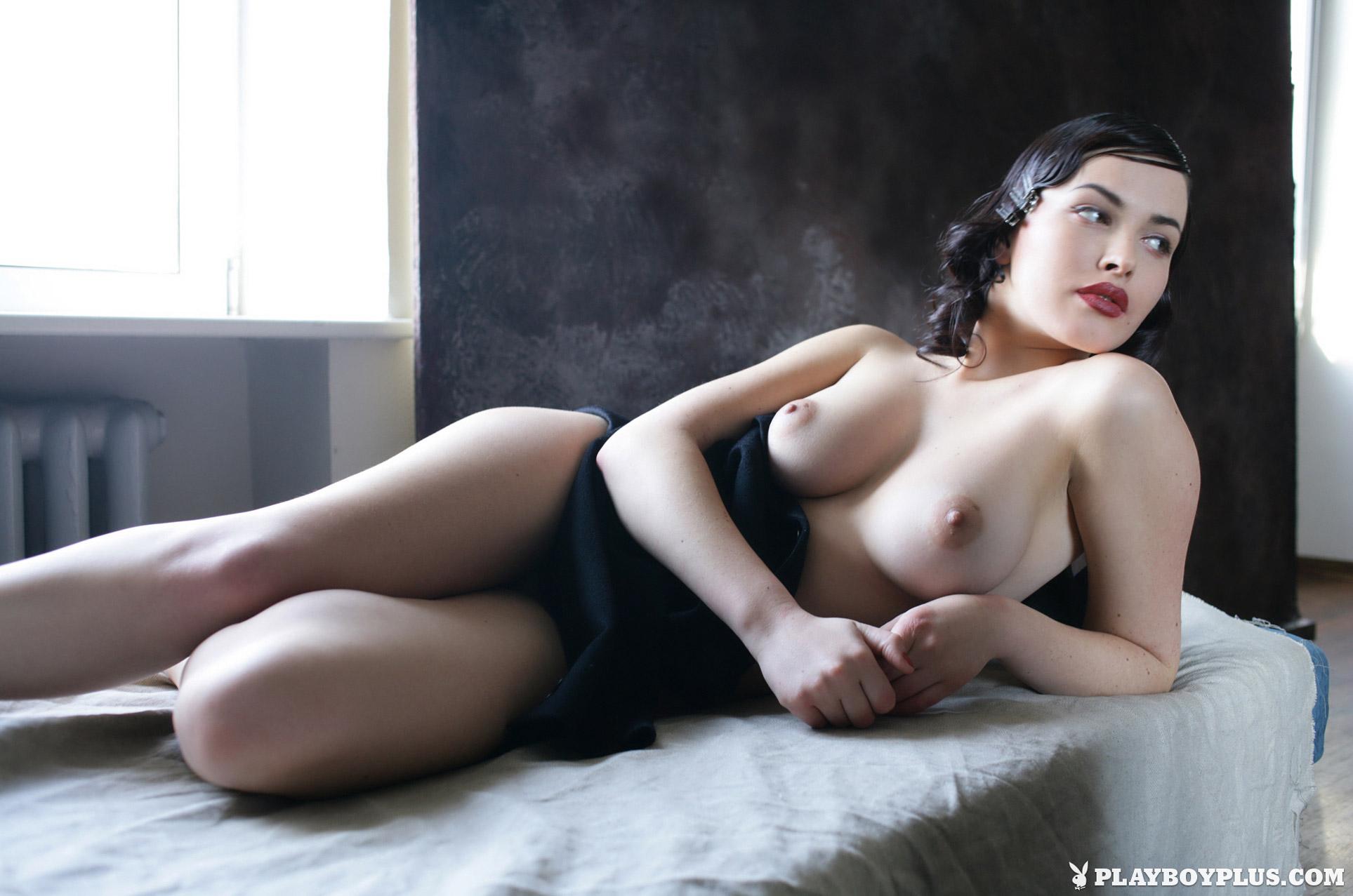 Сексуальная Девушка месяца украинского Playboy Даша Астафьева / фото 21