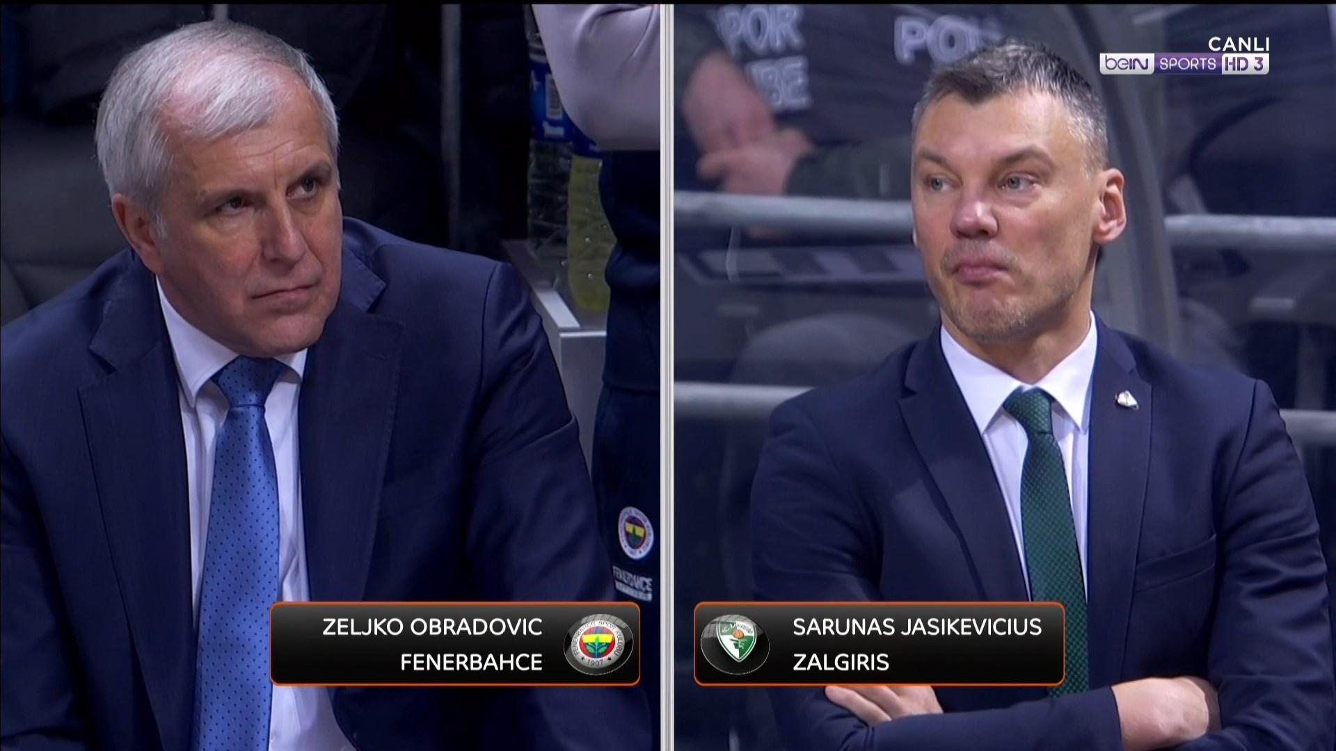 Αποτέλεσμα εικόνας για obradovic vs zalgiris 2019