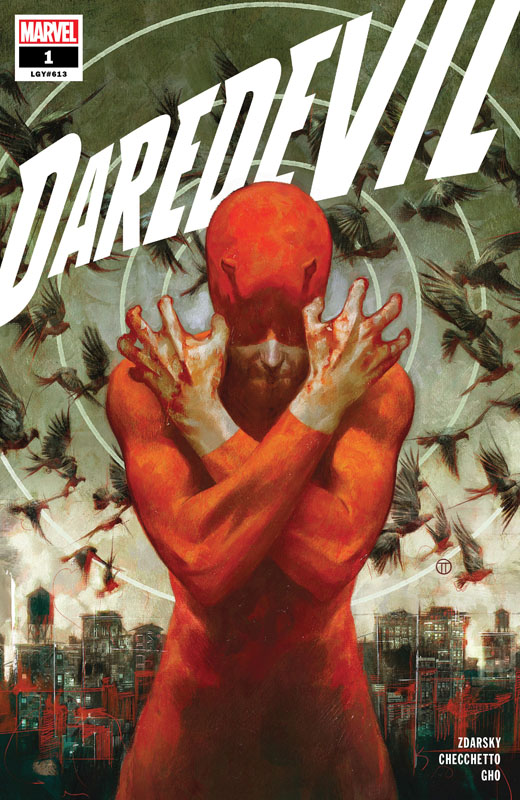 Daredevil Vol.6 #1-25 + Annual + Special (2019-2021)
