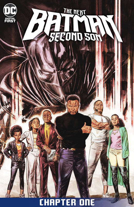 The Next Batman - Second Son #1-6 (2021)