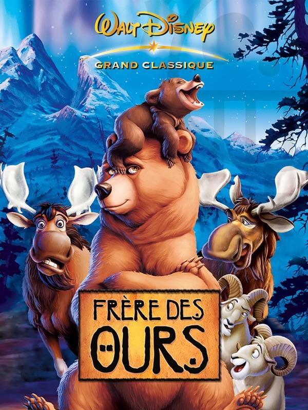 Frere Des Ours 2003 MULTi 1080p BluRay HDLight x265-H4S5S