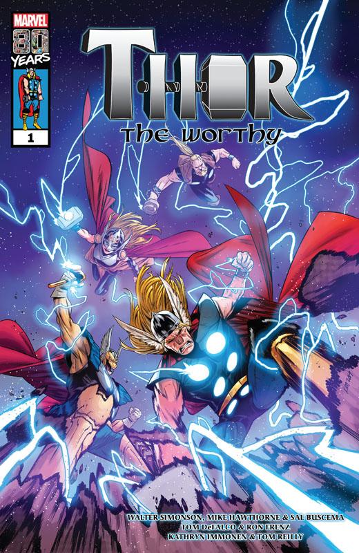 Thor - The Worthy 001 (2020)