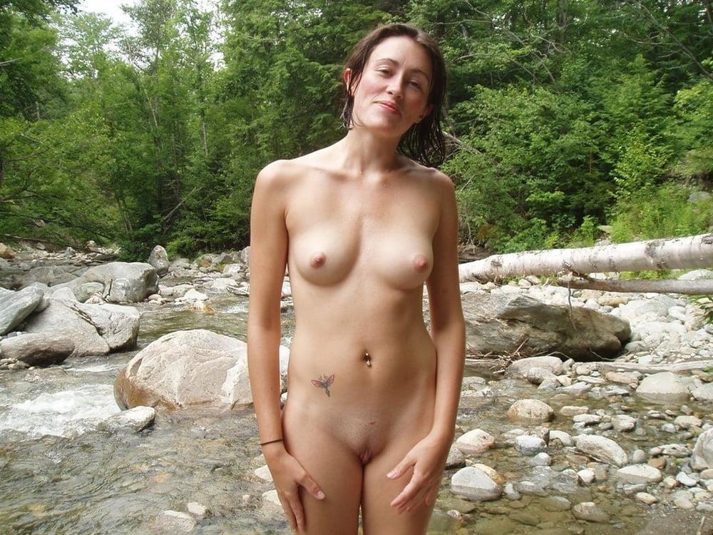 Hot girls naked at beach-1574