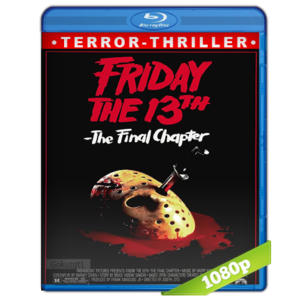 Viernes 13 Parte 4 El Capitulo Final (1984) BRRip Full 1080p Audio Trial Latino-Castellano-Ingles 5.1