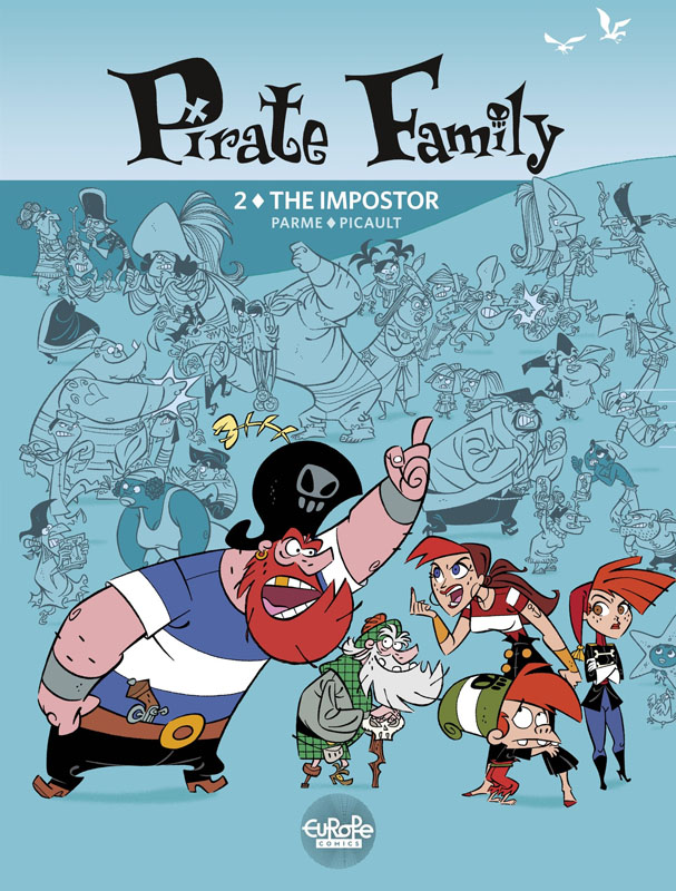 Pirate Family 01-02 (2019)
