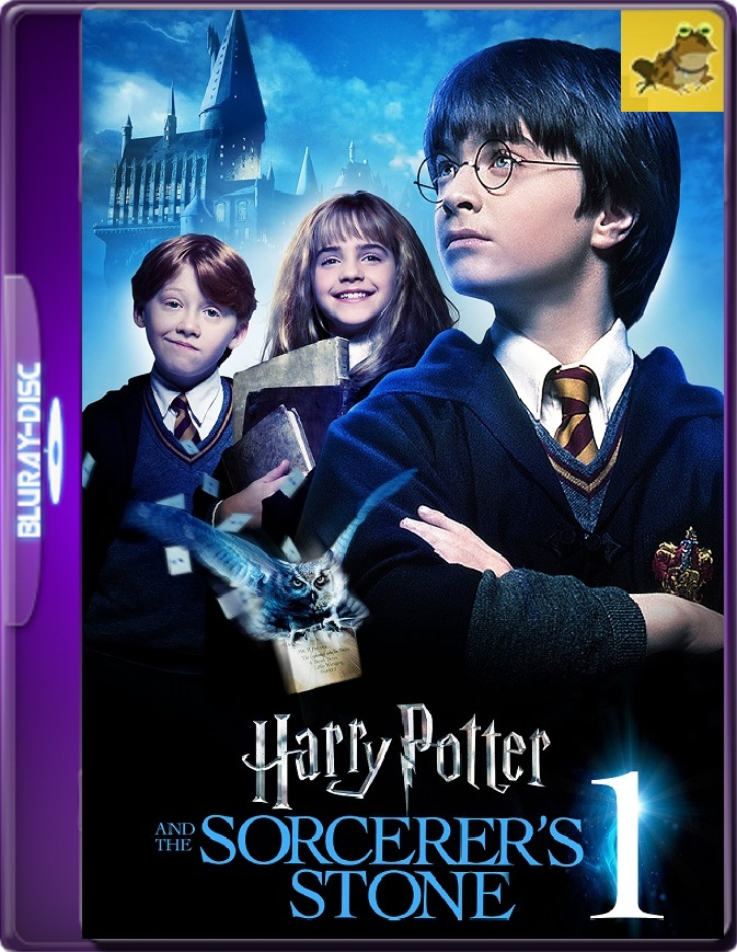 Harry Potter Y La Piedra Filosofal (OPEN MATTE (2001) WEB-DL 1080p (60 FPS) Latino / Inglés