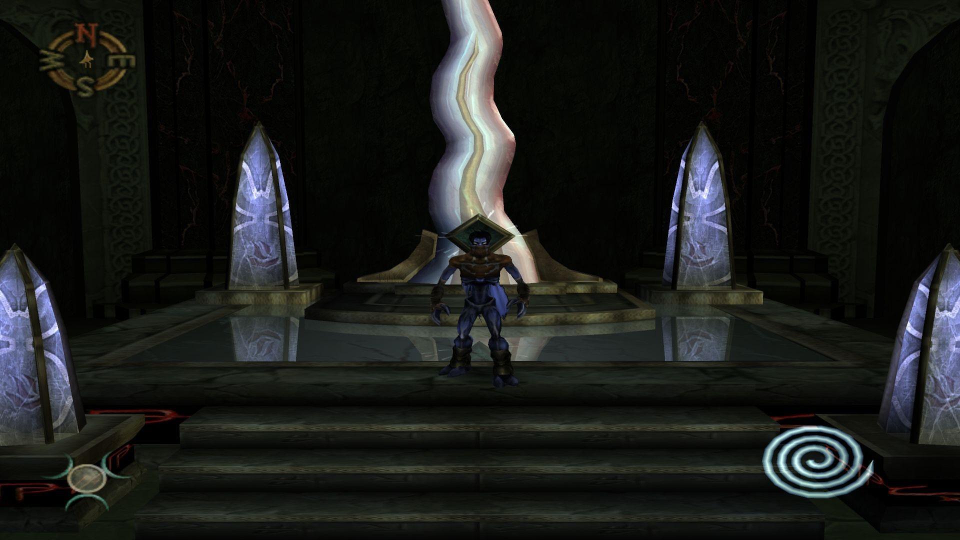 Legacy of Kain: Soul Reaver 2 Captura 1