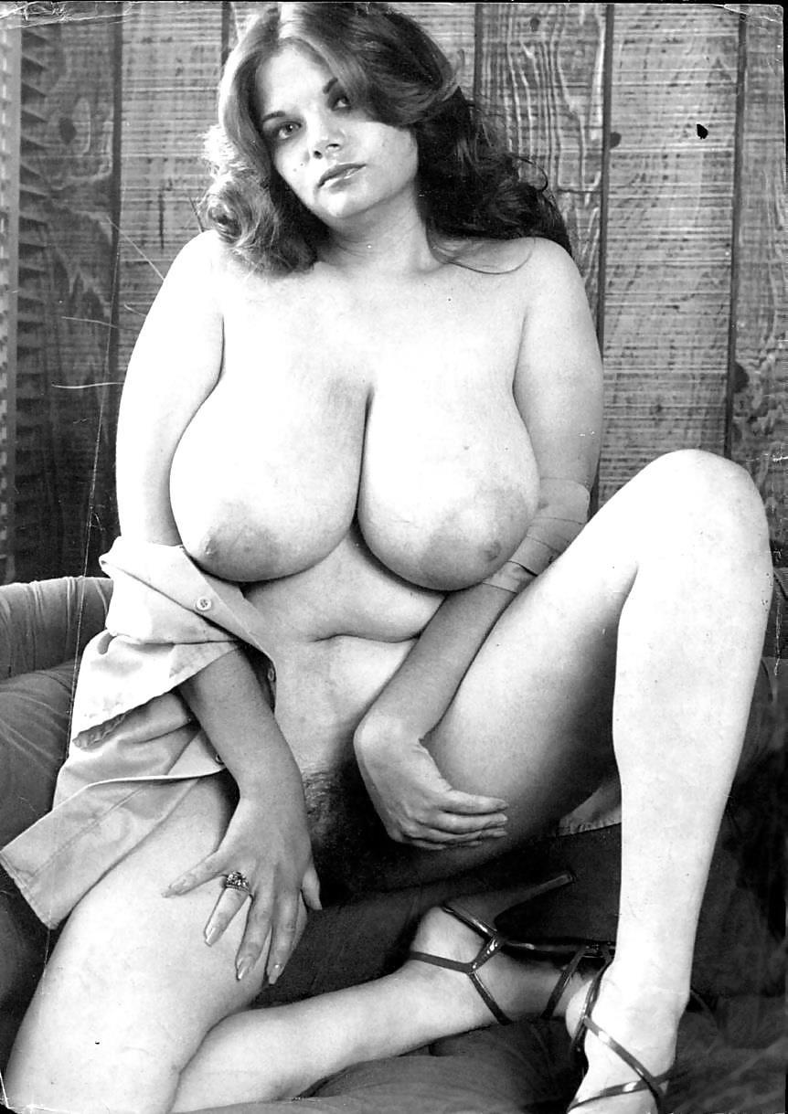 Retro big boobs pics-1437