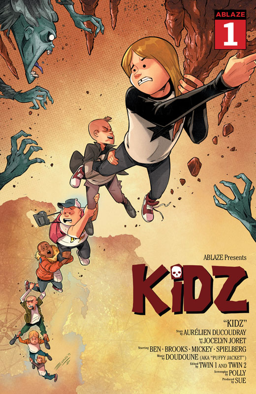 Kidz #1-3 (2019-2020)