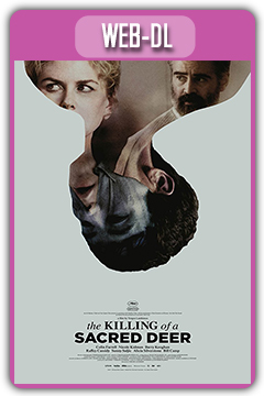 The Killing of a Sacred Deer (2017) 720p, 1080p WEB-DL [MEGA]