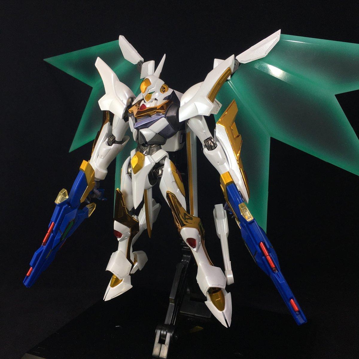 "Gundam : Code Geass - Metal Robot Side KMF ""The Robot Spirits"" (Bandai) - Page 2 T9NFtF42_o"