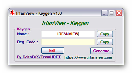 IrfanView 4 51 | nsane down