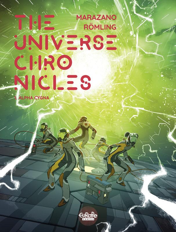 The Universe Chronicles 001 - Alpha Cygna (2020)