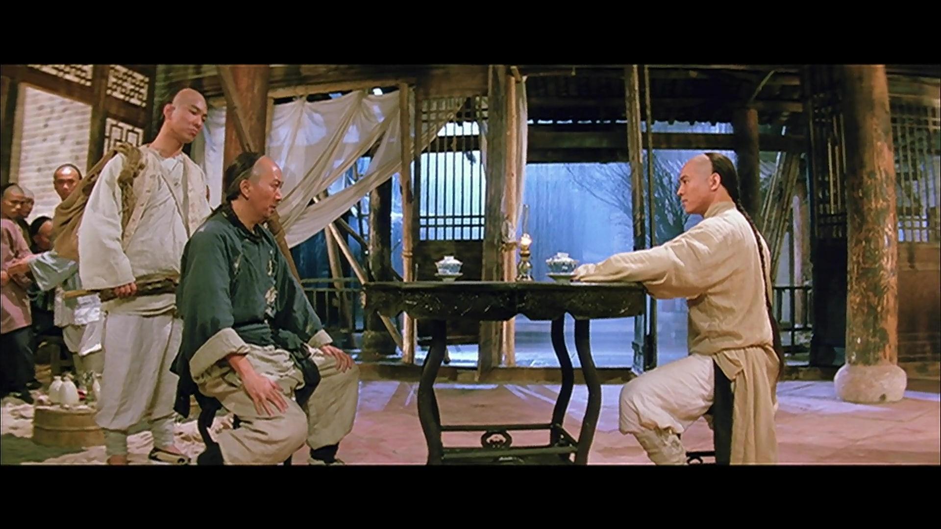 Erase Una Vez En China Full HD1080p Audio Dual Castellano-Chino[Art.Marciales](1991)