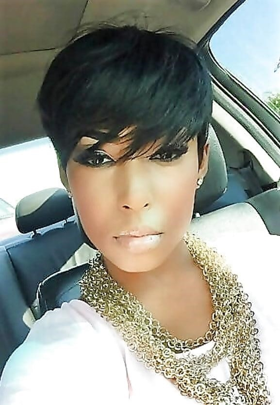 Different short hairstyles for black ladies-9487