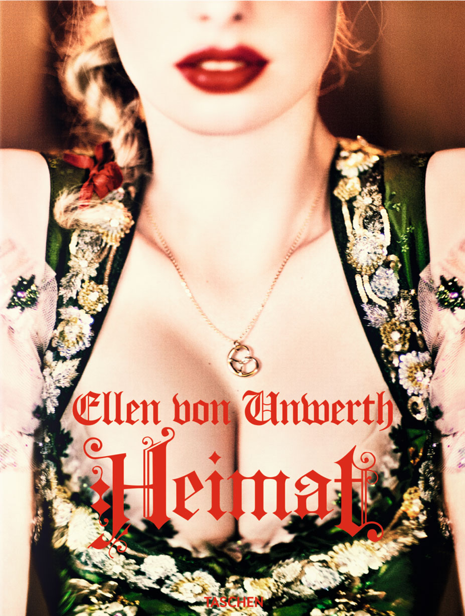Heimat by Ellen Von Unwerth - Dioni Tabbers, Valerie van der Graaf, Ashley Smith