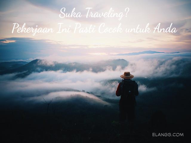 Pekerjaan untuk traveler