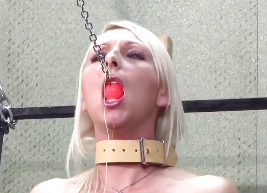 Femdom gagged slave-8187